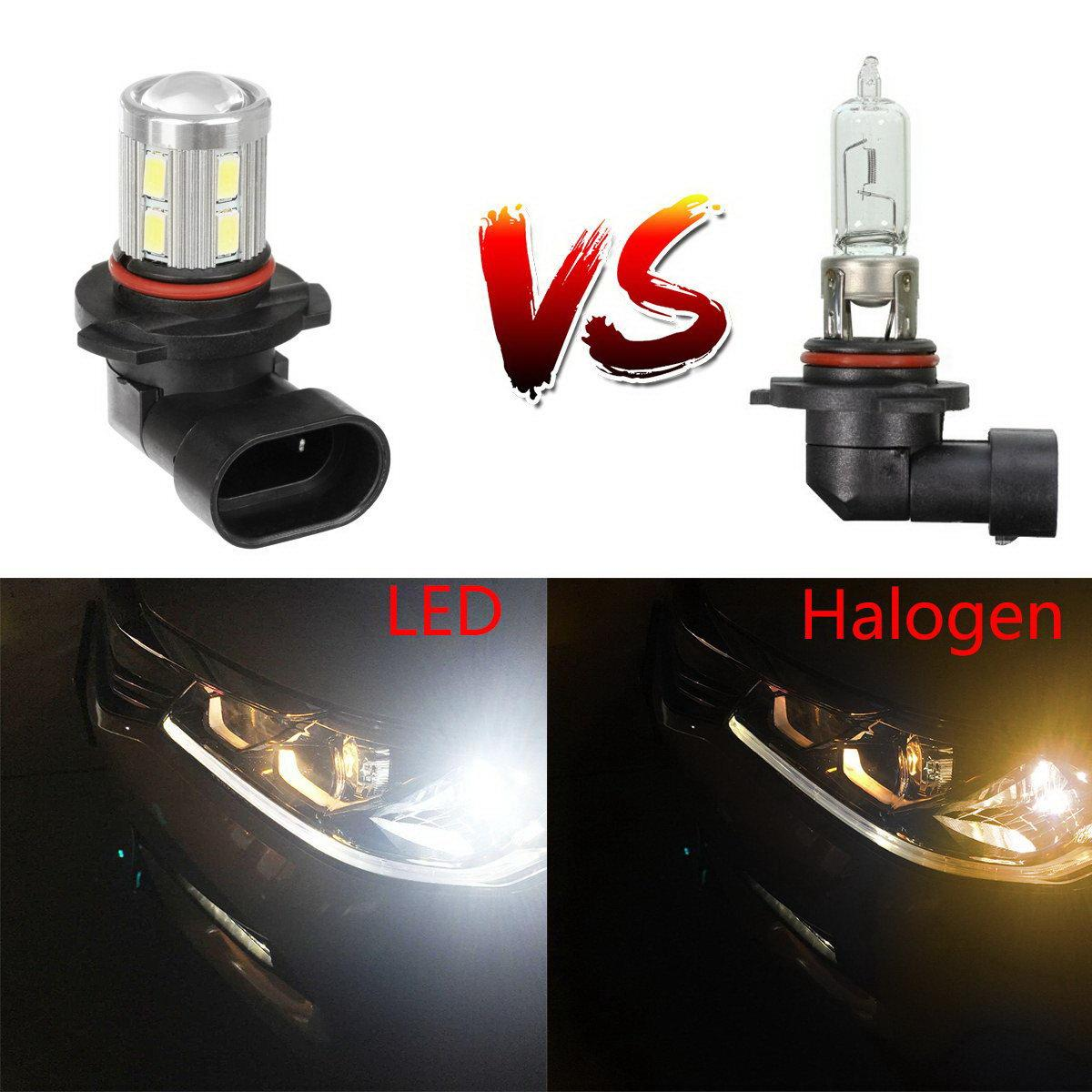 H10 Light Bulb: 2 X High Power 9145 9140 H10 Bulbs For Driving Fog Light White CREE Q5 SMD  LED,Lighting
