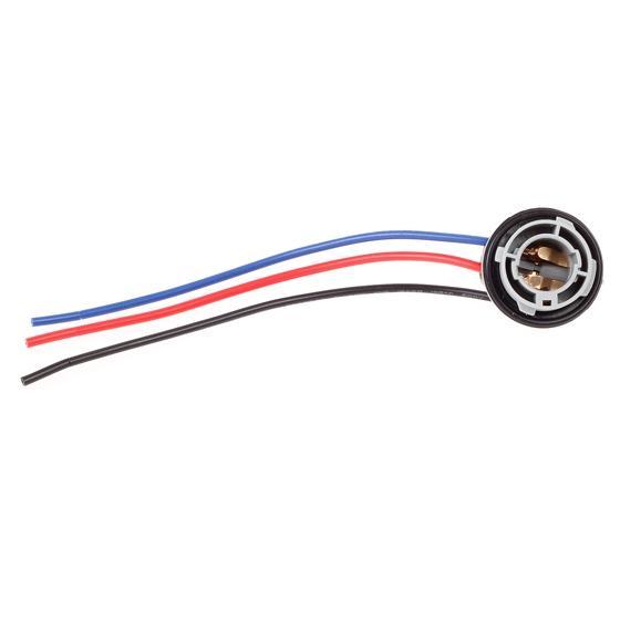 1Pair 1157 2057 2357 Socket Plug Harness Wiring For Turn
