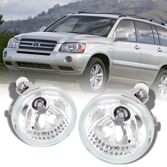 2002 Toyota Highlander For Sale: For 04-07 Toyota Highlander 04-09 Prius Left + Right Fog