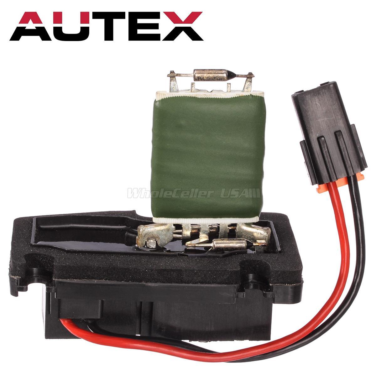 A  C Heater Blower Motor Resistor For 97