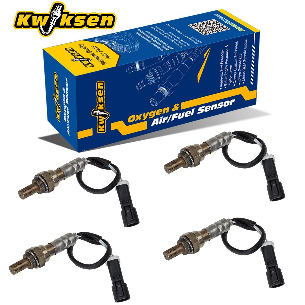4x Oxygen Sensor 234