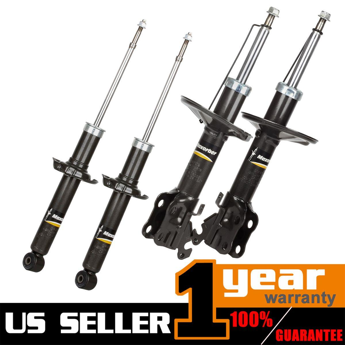 Toyota Celica 1995 1999 Shock Absorbers And Struts: NEW Qty (4) Full Set Shocks Struts Absorber Fits 1995-1999