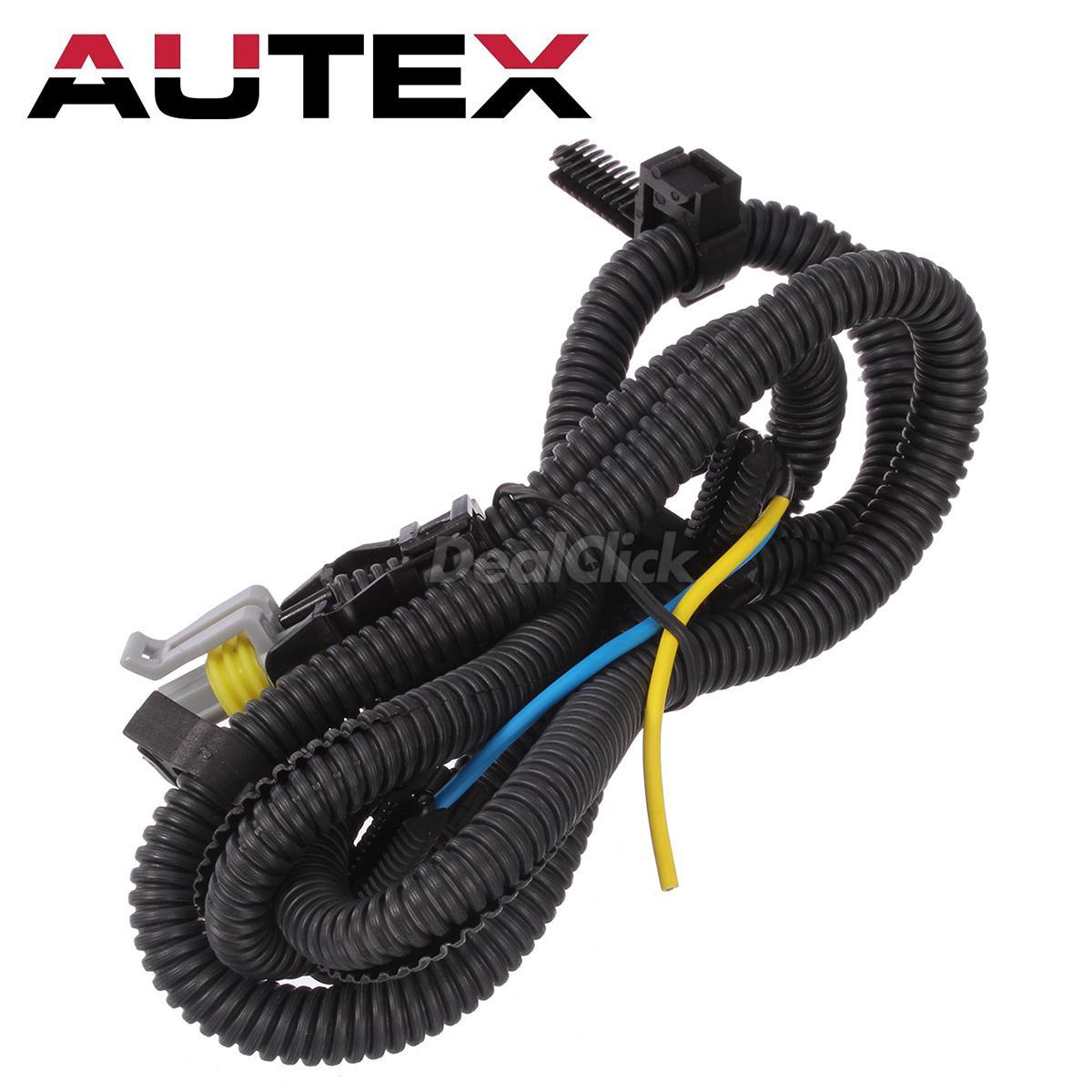 n15002 abs speed sensor harness wire front for 01 2005 pontiac aztek grand prix ebay