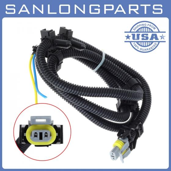 abs wheel speed sensor wire harness for cadillac abs wheel speed sensor wire harness 10340314 for 05 08 cadillac srx sts deville