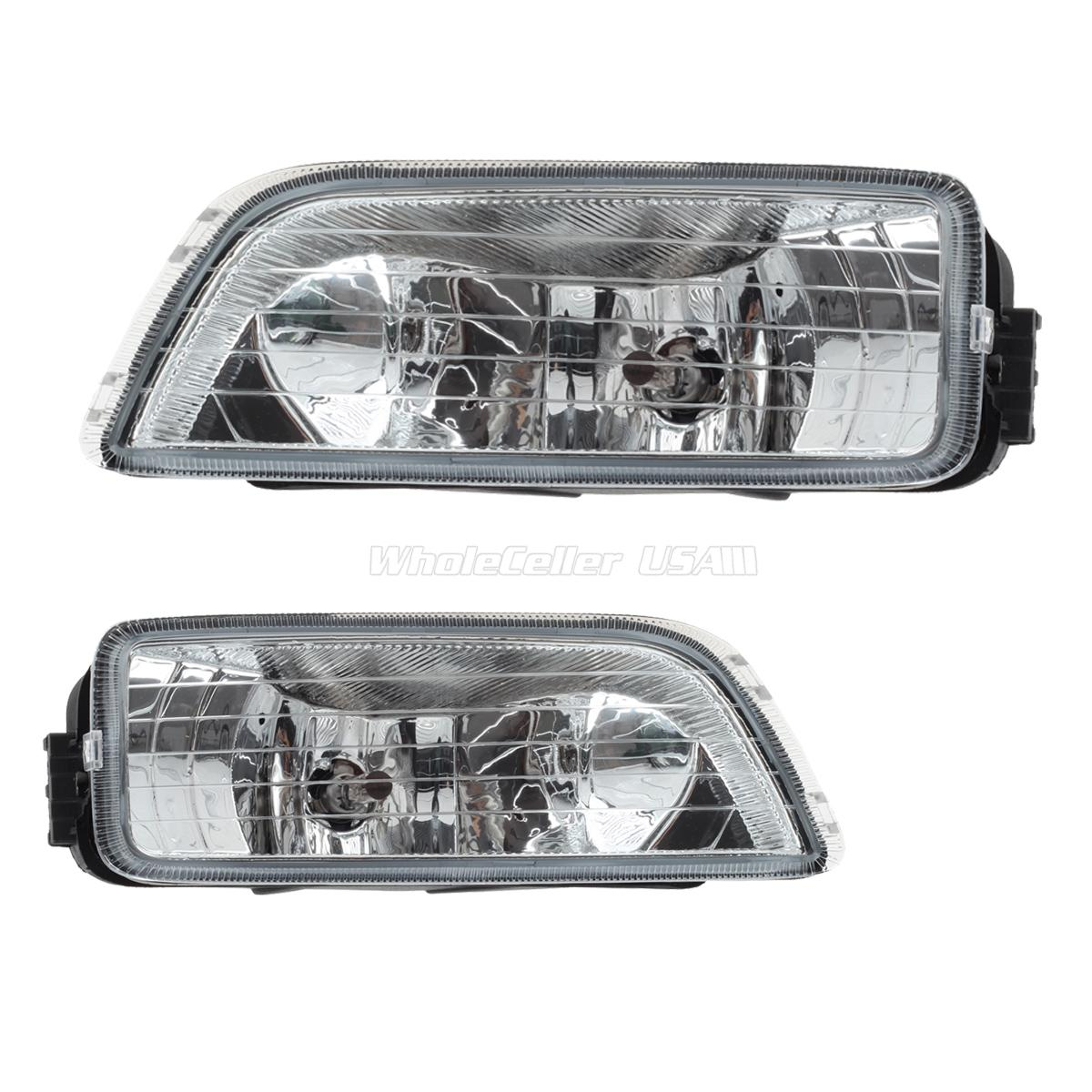 For 2006 07 Honda Accord 4dr Oe Style Clear Fog Light