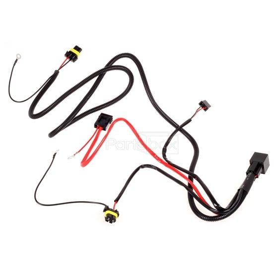 Fog Lights Socket Wiring Harness Connectors