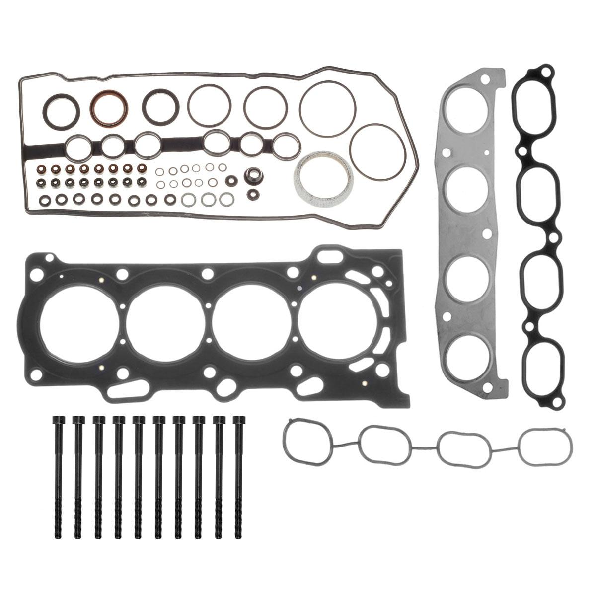 Head Gasket Bolts Kit For 98-05 Toyota PONTIAC VIBE 1.8L