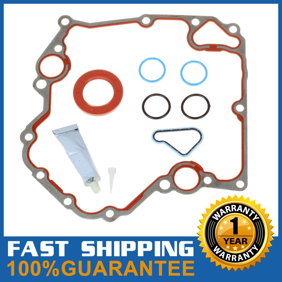 For Dodge Jeep Mitsubishi 3.7L 4.7L Timing Cover Gasket