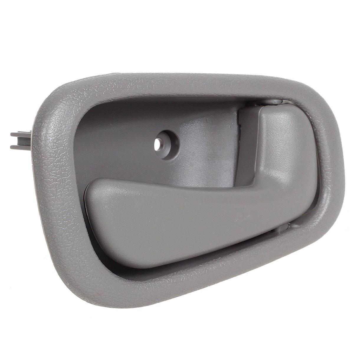 For 98 02 Toyota Corolla Interior Gray Front Rear Right Passenger Door Handle Ebay