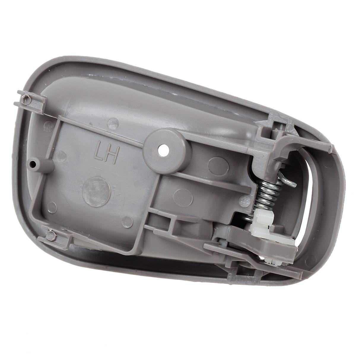 For 1998 2002 Toyota Corolla Pair Gray Interior Left And Right Door Handle Ebay