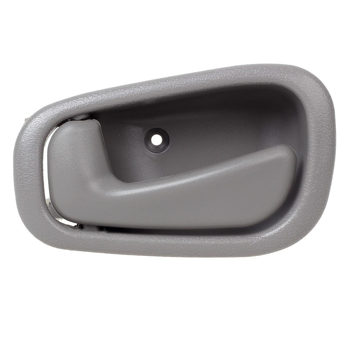 For 1998 2002 toyota corolla gray interior door handle Toyota corolla door handle interior