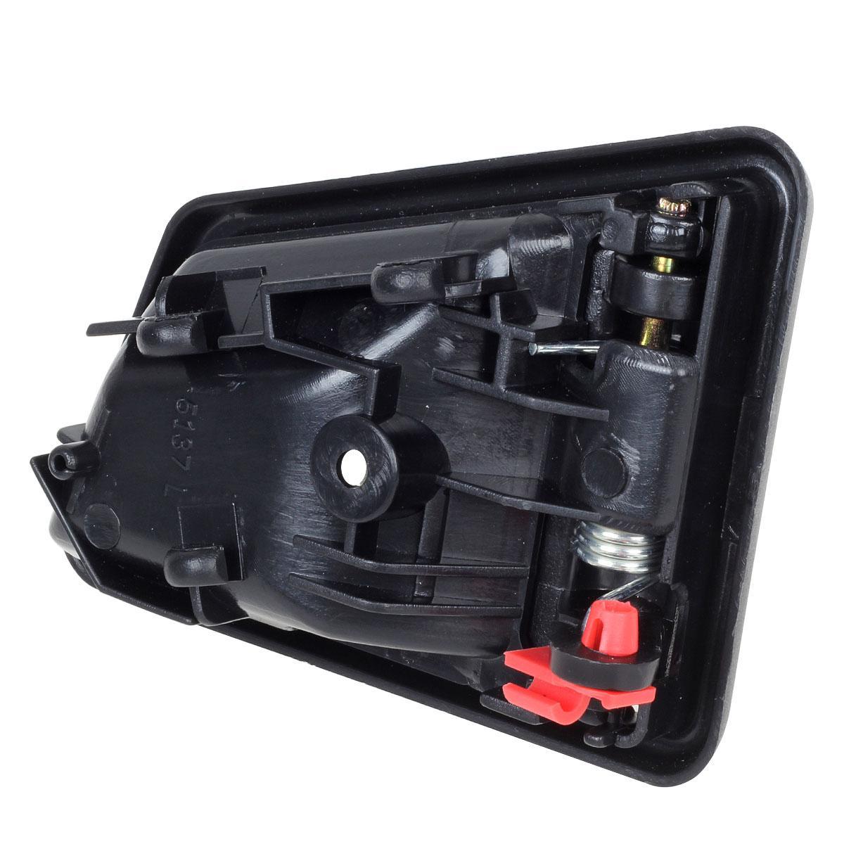 2PCS For 1996-1997 GEO TRACKER Black Interior Left LH