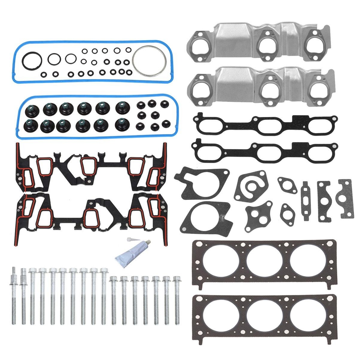 How Do You Replace An Intake Manifold Gasket On A 97 Chevy