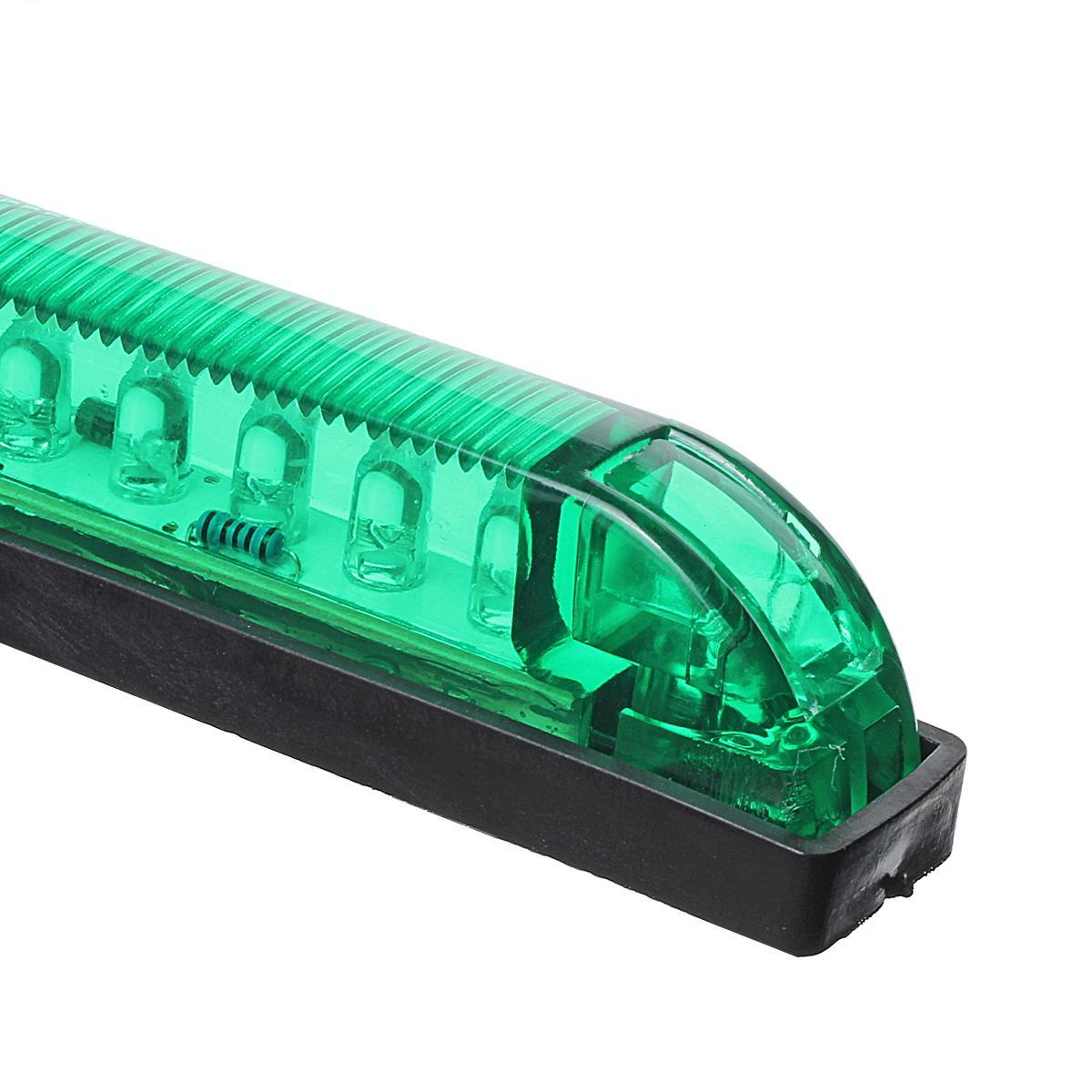 10x green slim line surface mount 4 utility strip light 6. Black Bedroom Furniture Sets. Home Design Ideas