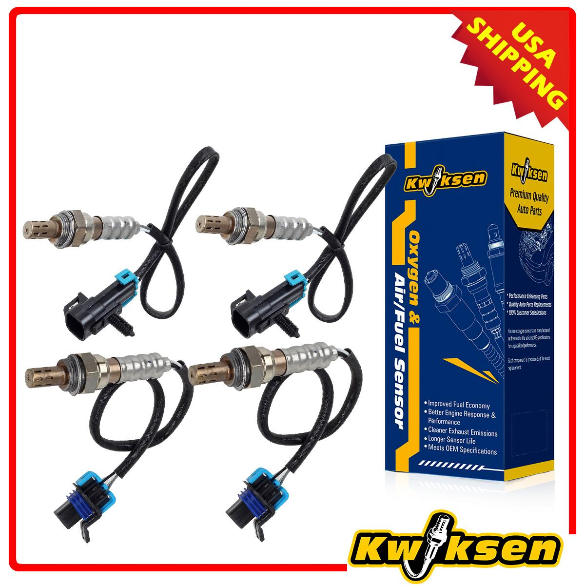 Oxygen Sensor UpstreamampDownstream Fit - 06 silverado o2 sensor wiring diagram