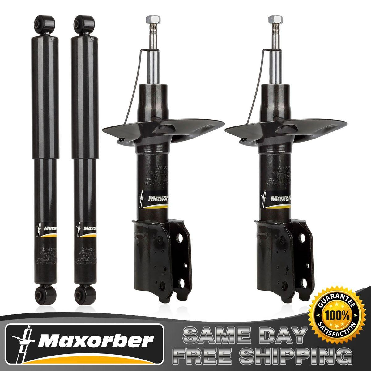 2004 Pontiac Montana Camshaft: Maxorber NEW Full Set Shocks Struts For 1999-2005 Pontiac