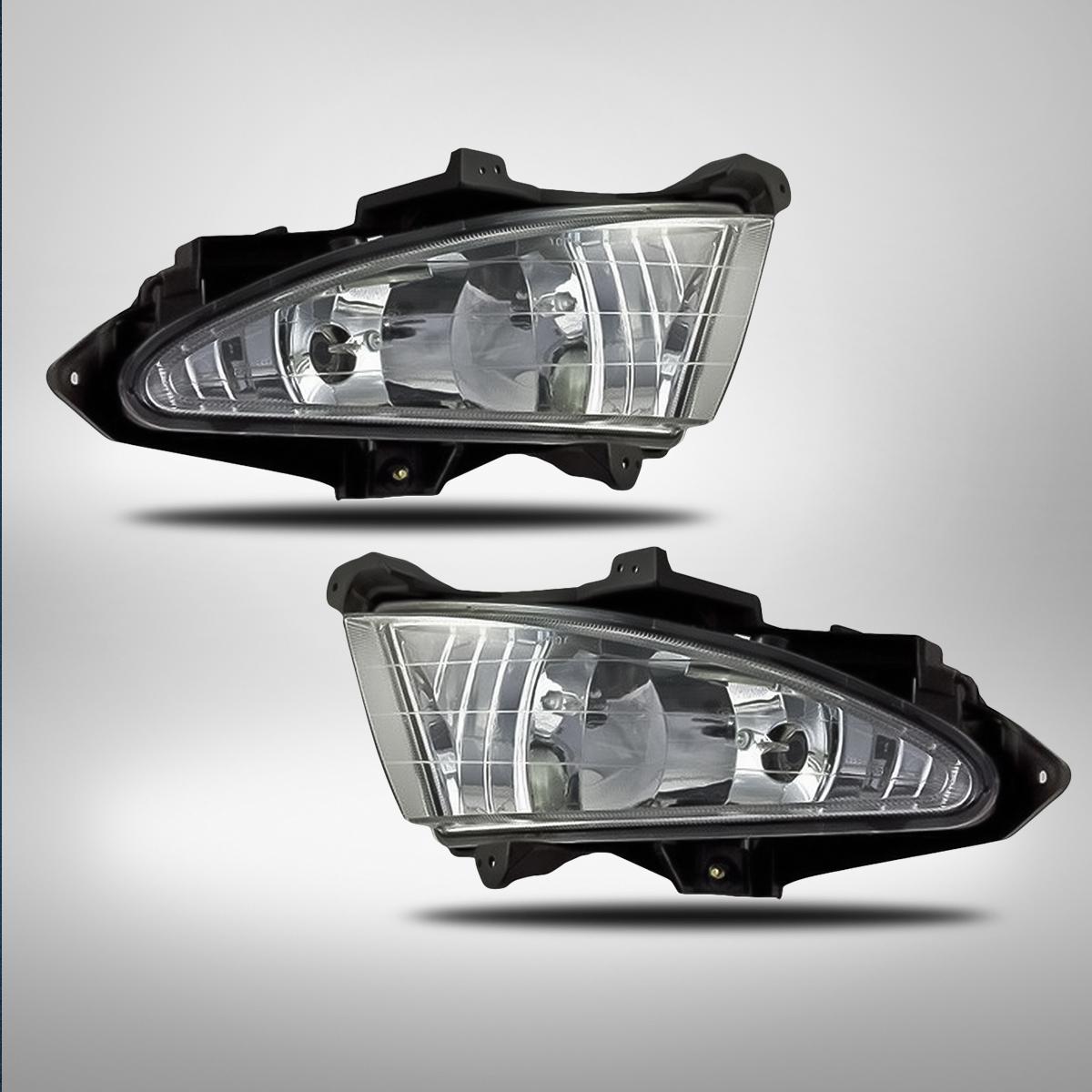 For 2007 2011 Hyundai Elantra Front Bumper Fog Lights