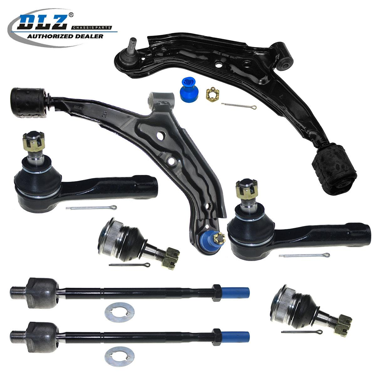 new suspension parts kit front control arm ball joint for. Black Bedroom Furniture Sets. Home Design Ideas