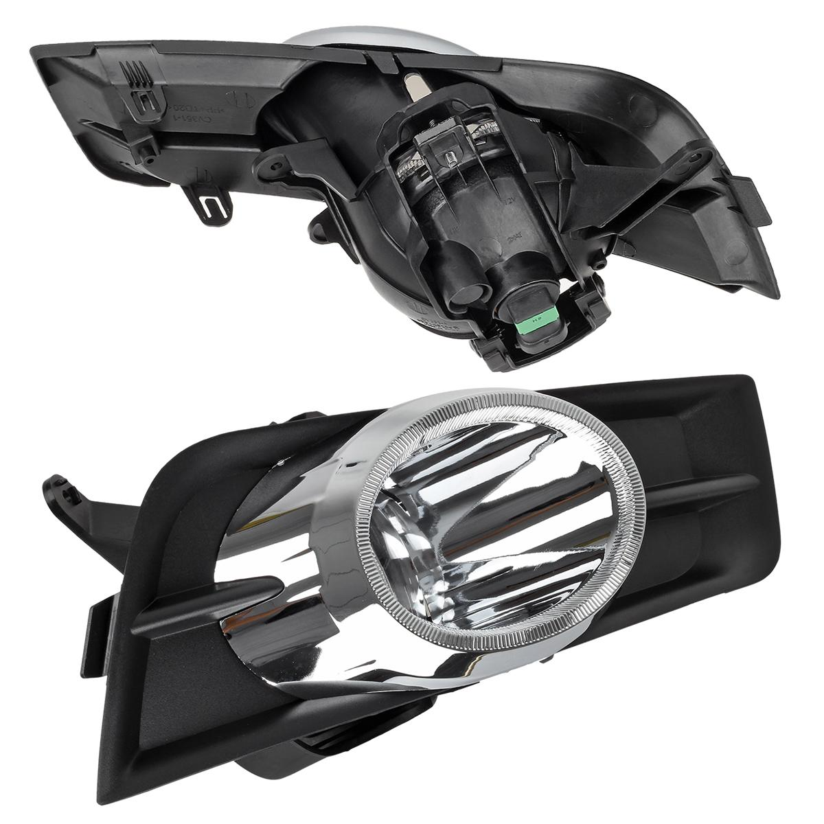 2011-2014 Chevy Cruze Black DRL Rope LED Projector Headlights  |2014 Chevy Cruze Lights