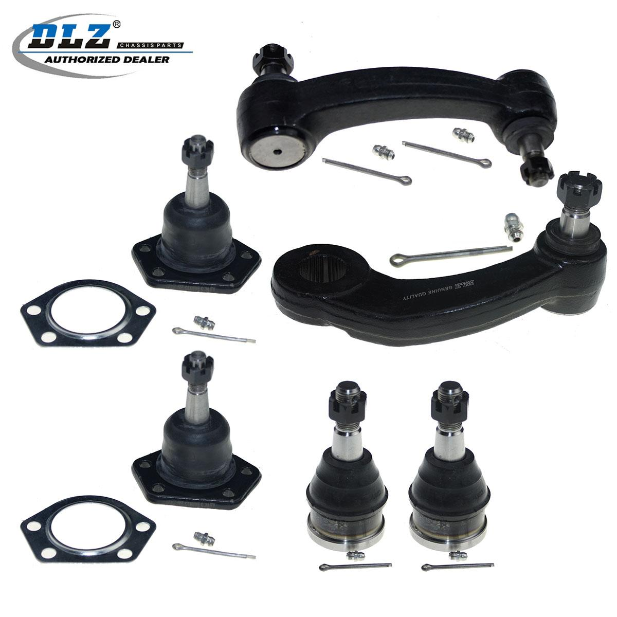 New Suspension Parts Kit Front Upper Lower Ball Joint For