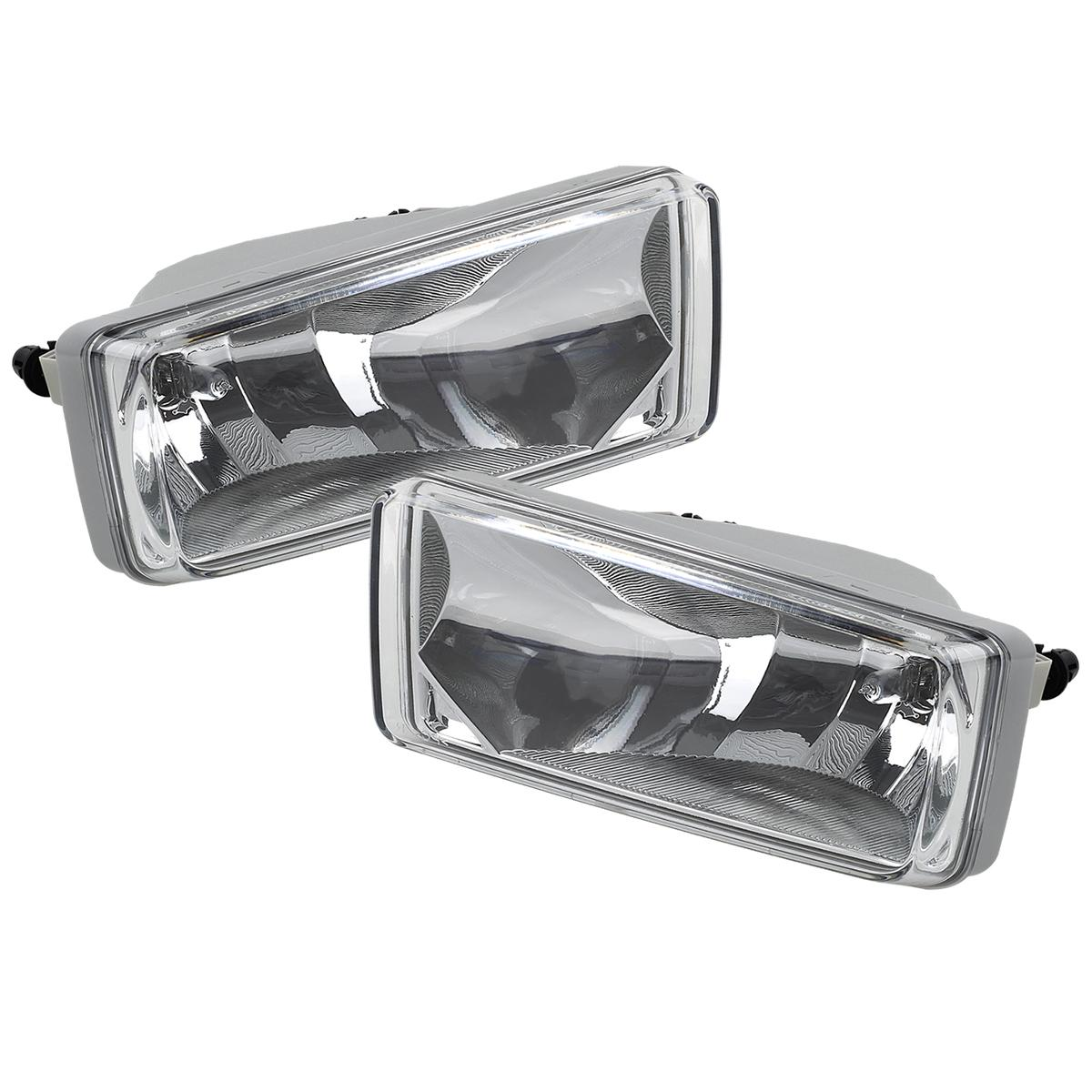 For 2007-2014 Chevrolet Silverado Front Bumper Fog Lights