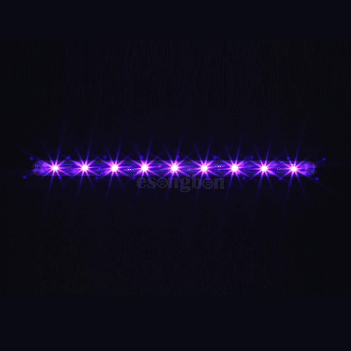 Purple 14pc Car Truck Underglow Under Body Neon Accent