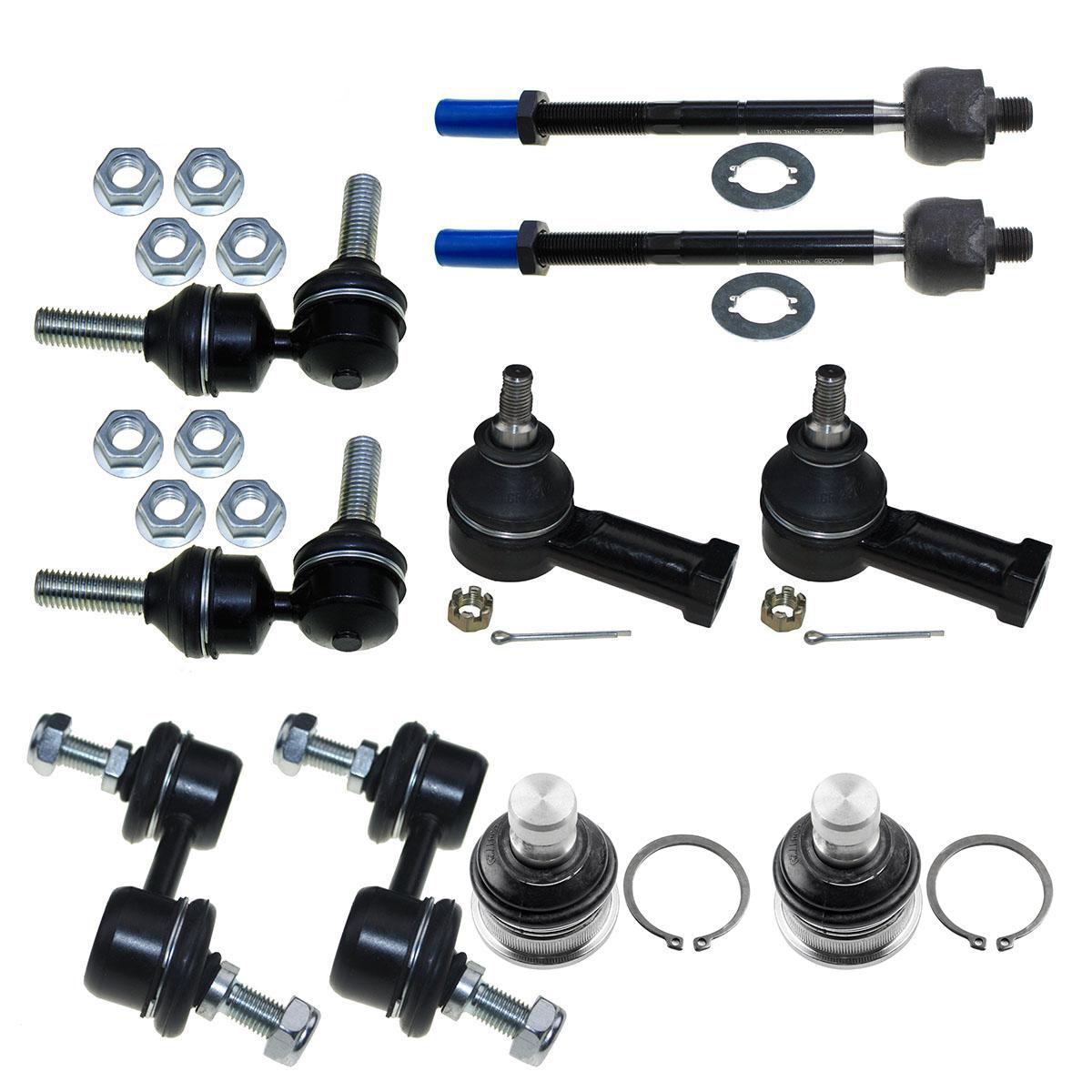 New DLZ Suspension Kit Ball Joint Rear Sway Bar Link For