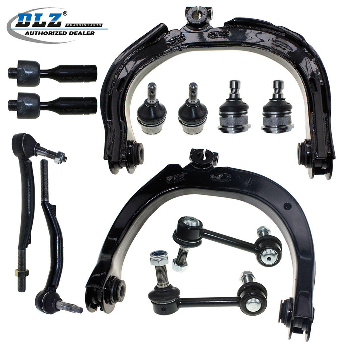 2005 Buick Rainier Rear Air Suspension: Brand New 10pc Front Suspension For Chevy GMC Ascender