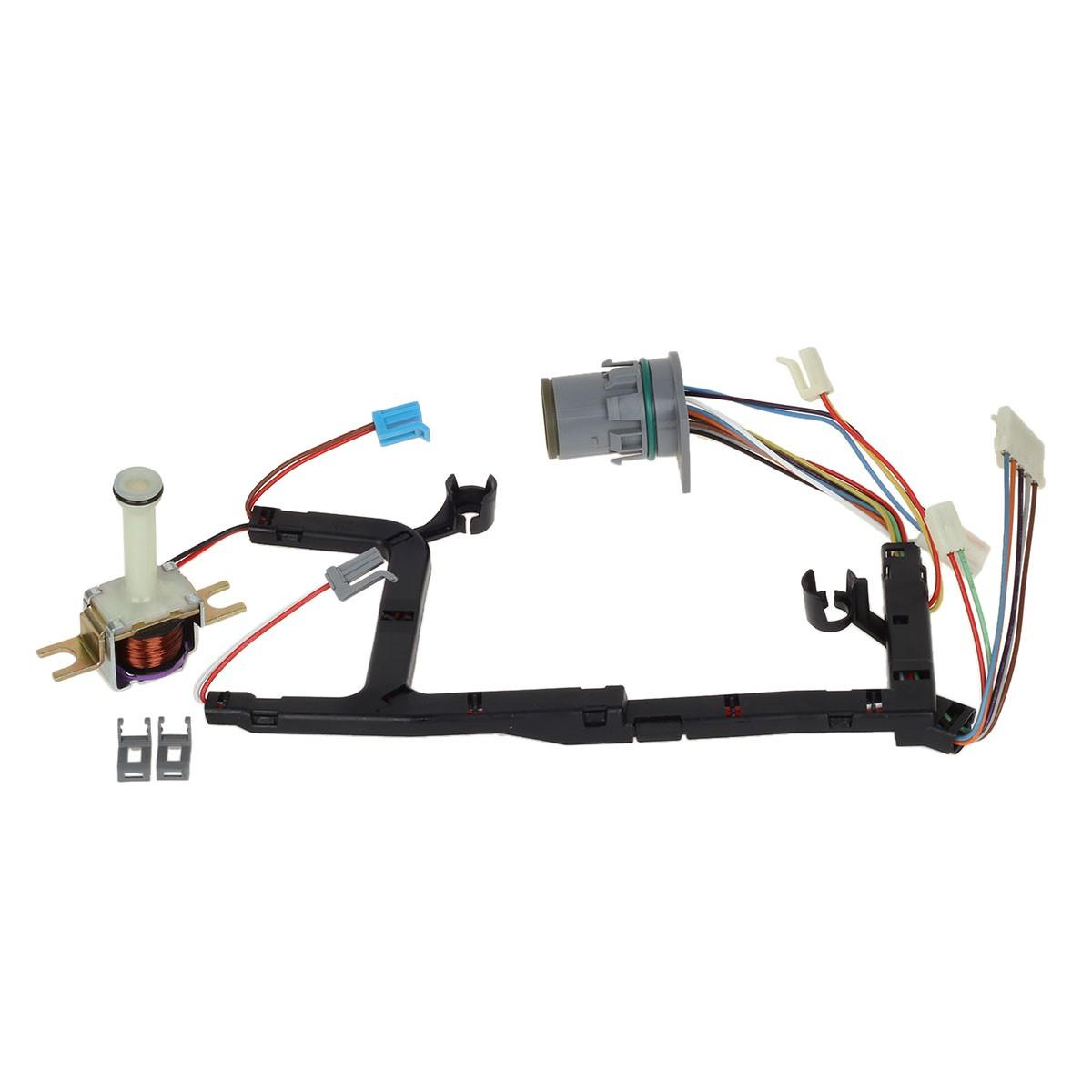 4l60e transmission wiring harness 4l60e image transmission 4l60e tcc look up solenoid internal wire harness on 4l60e transmission wiring harness