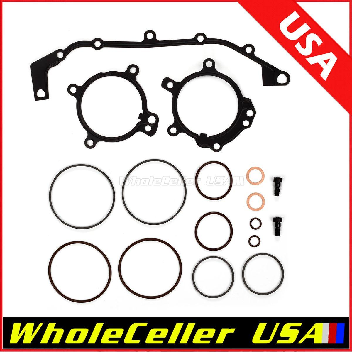 Vanos O Ring Seal Repair Kit Fits Bmw 98 05 3 Series E36 Z3 98 02 E46 M52tu M5 Ebay