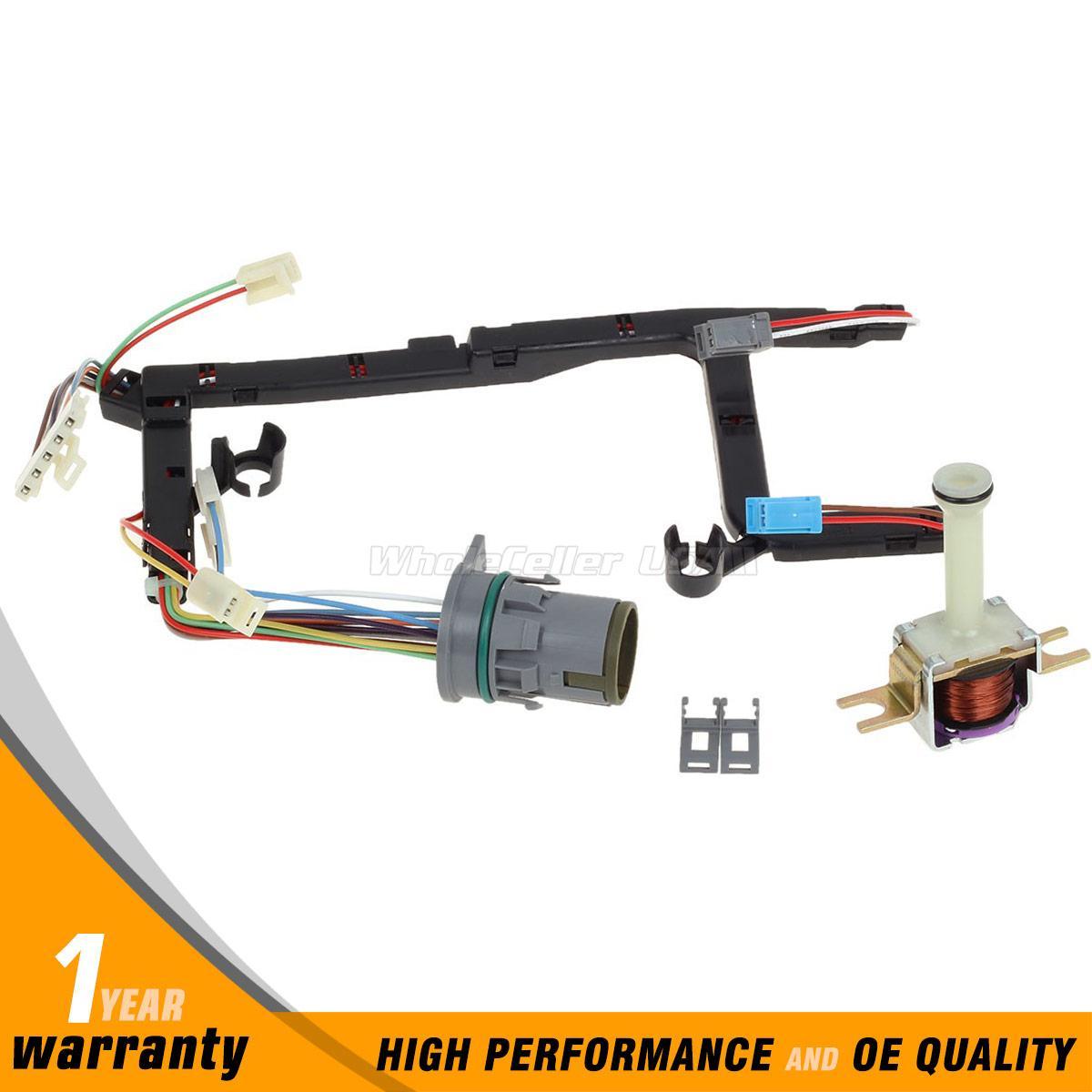 4l60e 4l65e internal wire harness w  tcc solenoid 1993 2002 GMC Envoy Problems 2002 GMC Envoy Specs