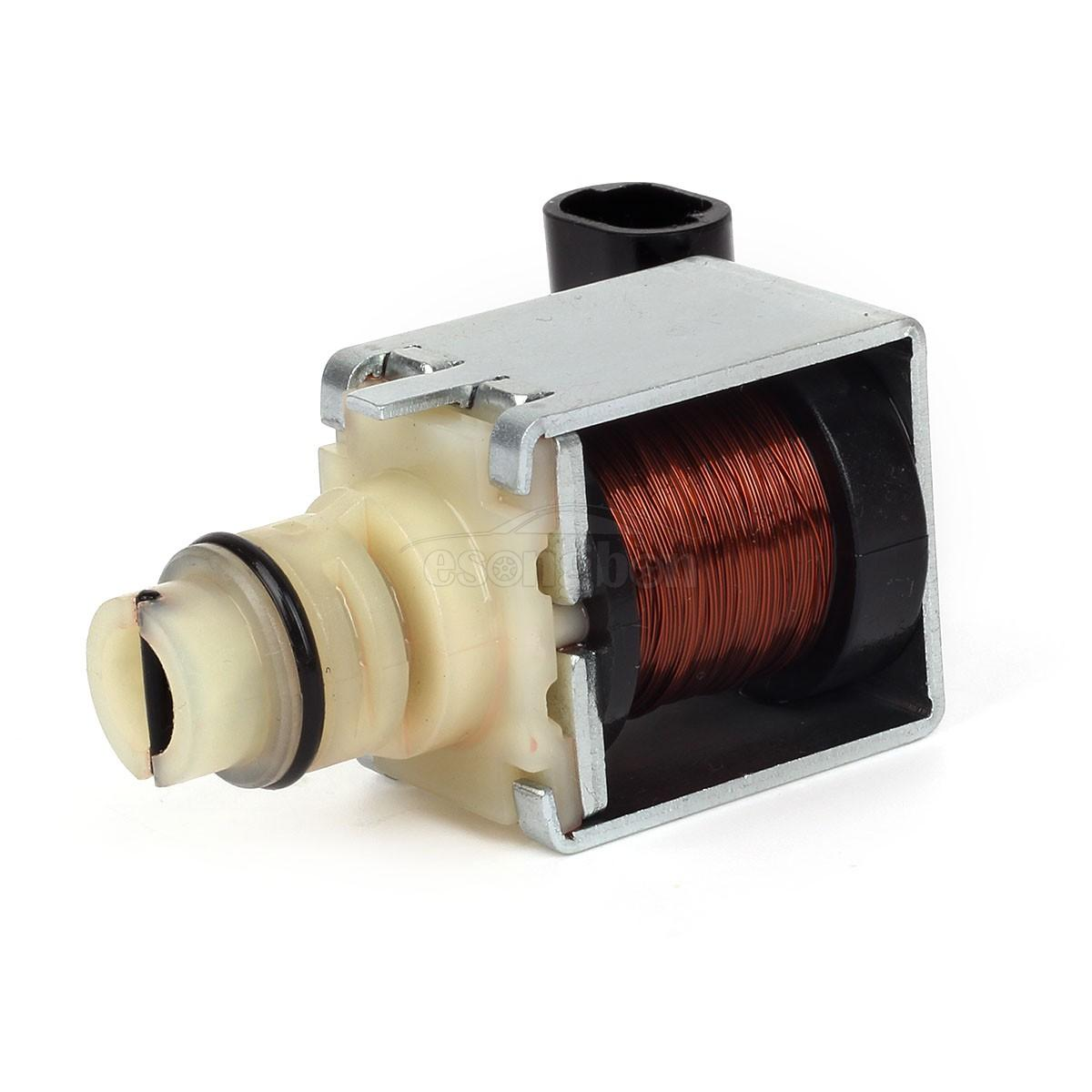 Service Manual  How To Replace A Shift Solenoid 1999