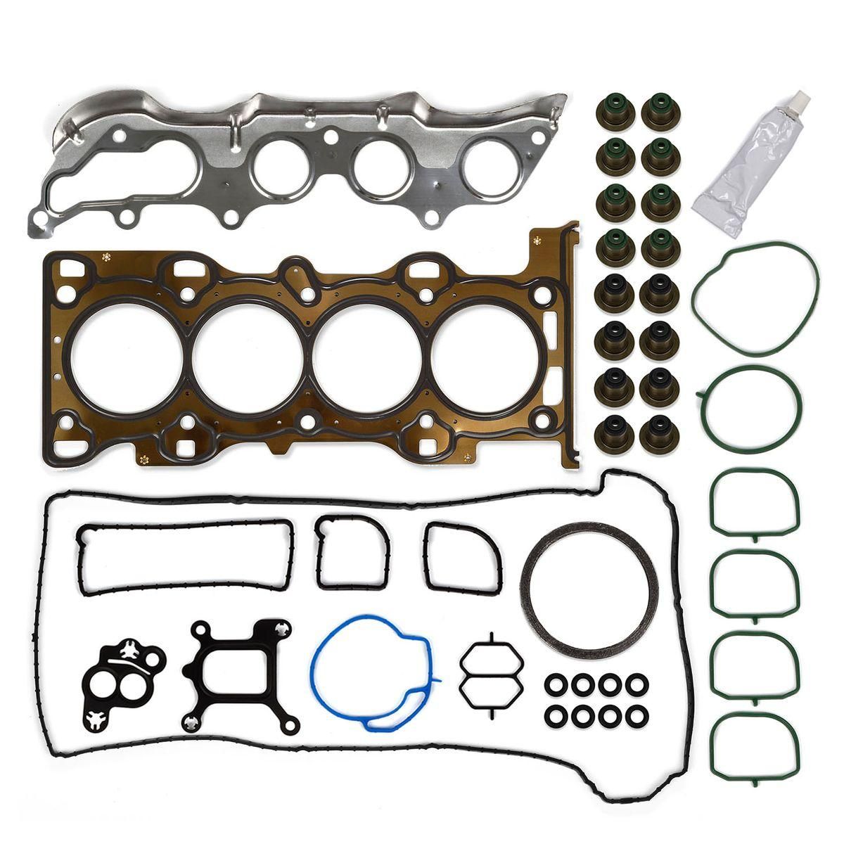 Cylinder Head Gasket Kit For 03-11 Ford Focus DURATEC 2.0