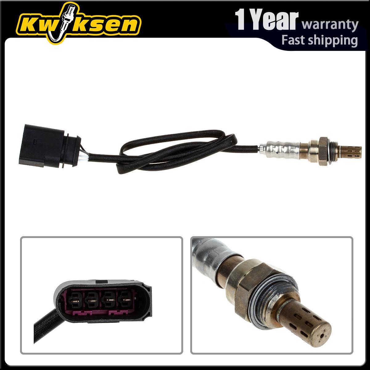 Rear Oxygen O2 Sensor 2 For 00 01 Audi Tt L4 1 8l Atc