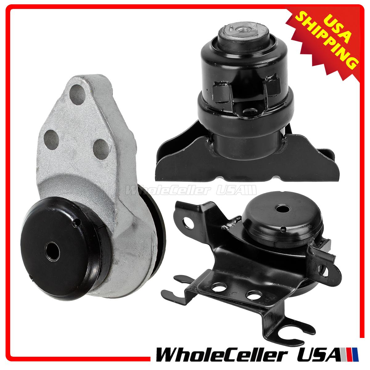 3x 3056 3057 3037 Engine Motor Mount For Mazda Tribute