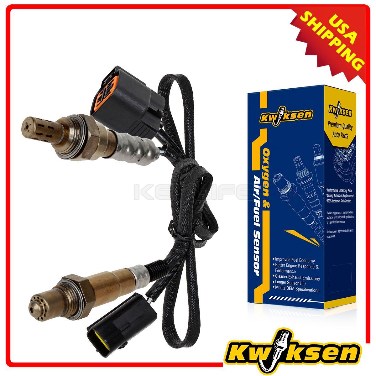 2x Oxygen O2 Sensor Up Downstream For 2003 2006 Hyundai
