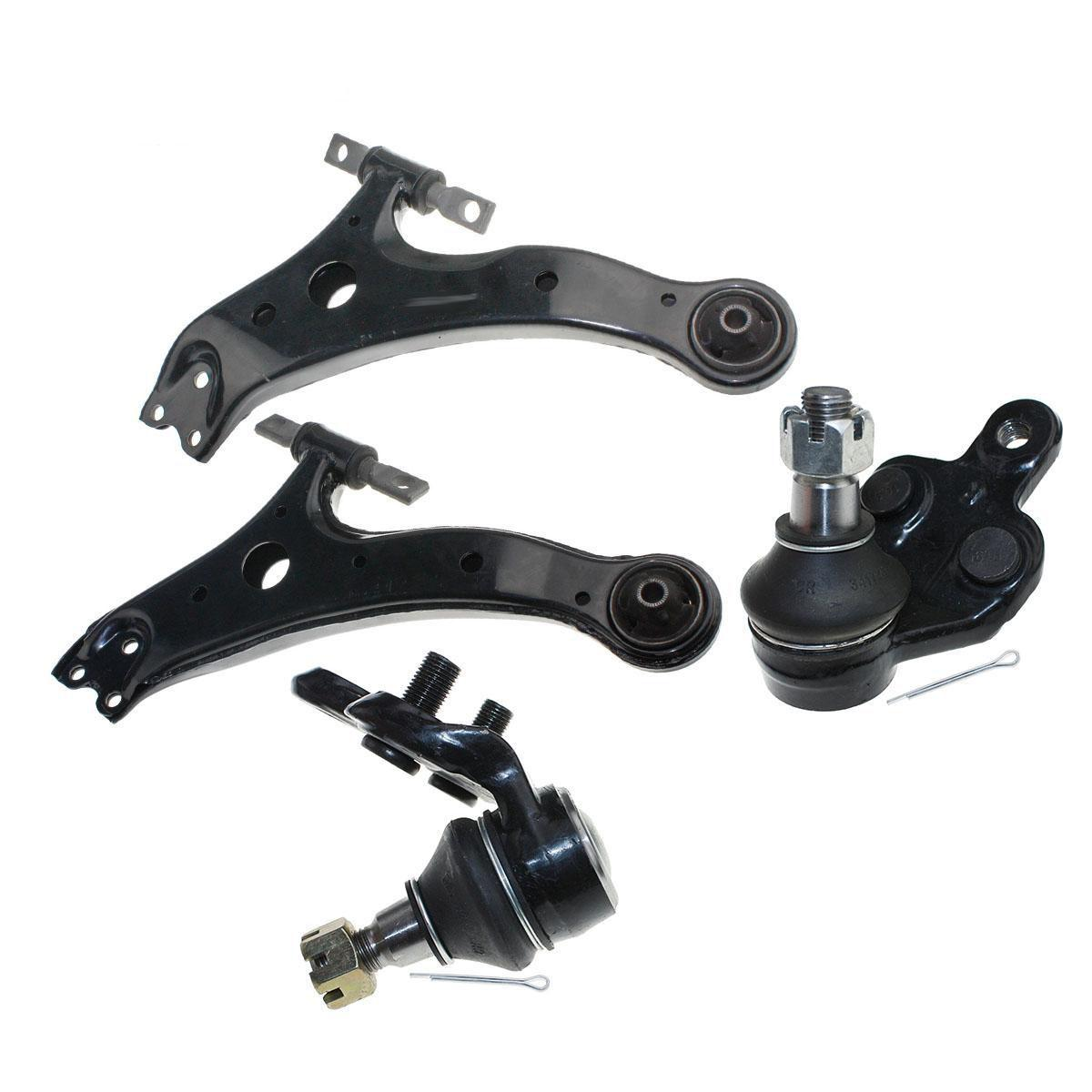 2001 Isuzu Rodeo Exterior: New Front Lower Complete Control Arm Suspension Kit For