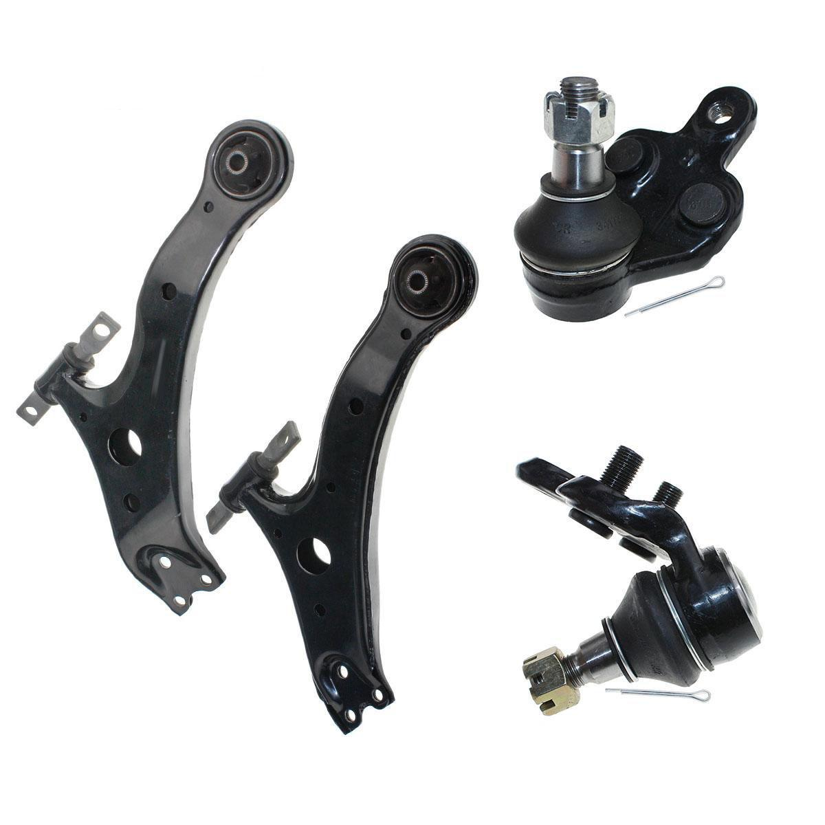 Both 2 new front left right lower control arm assembly for 2002 isuzu axiom window regulator