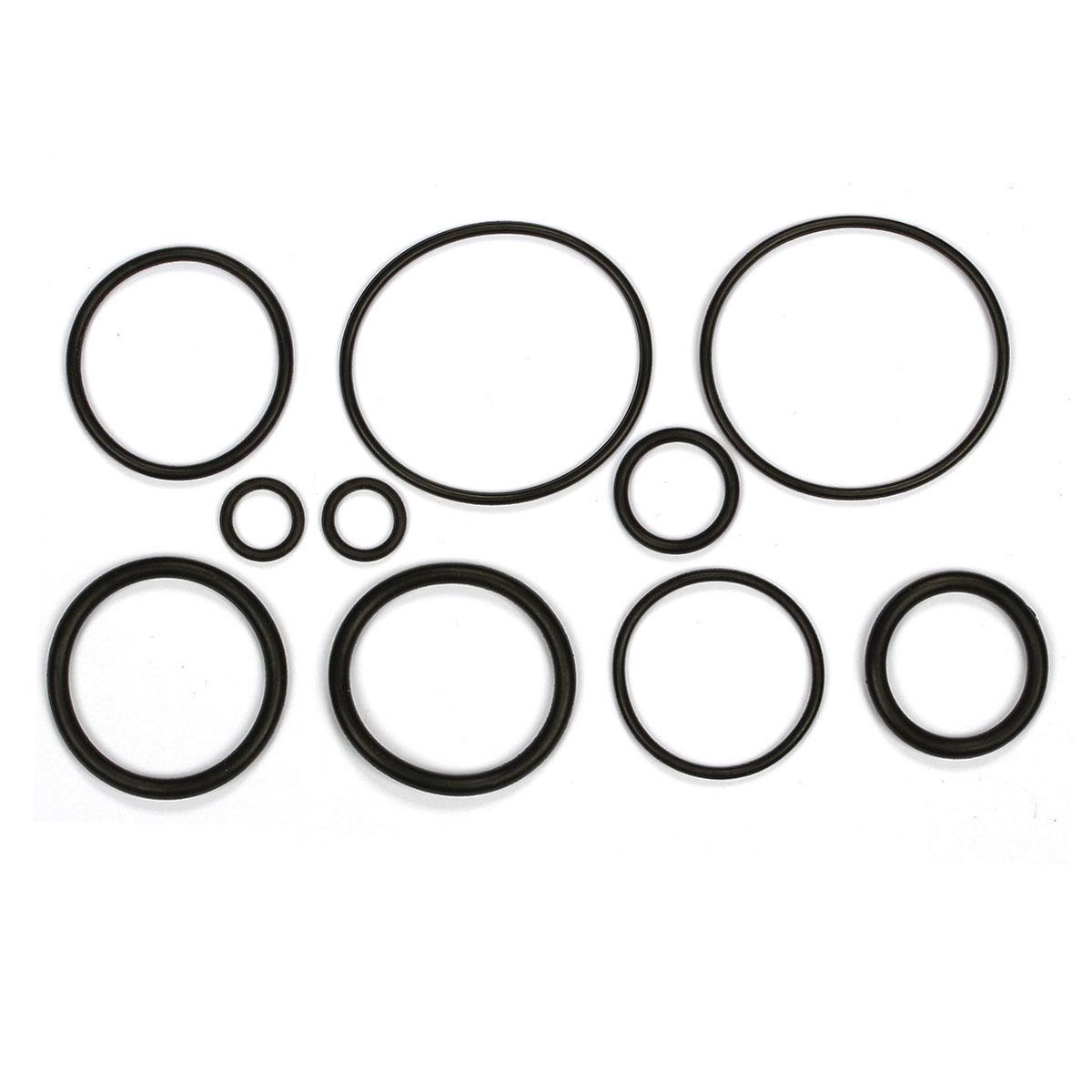 cylinder head gasket bolts kit fits 99