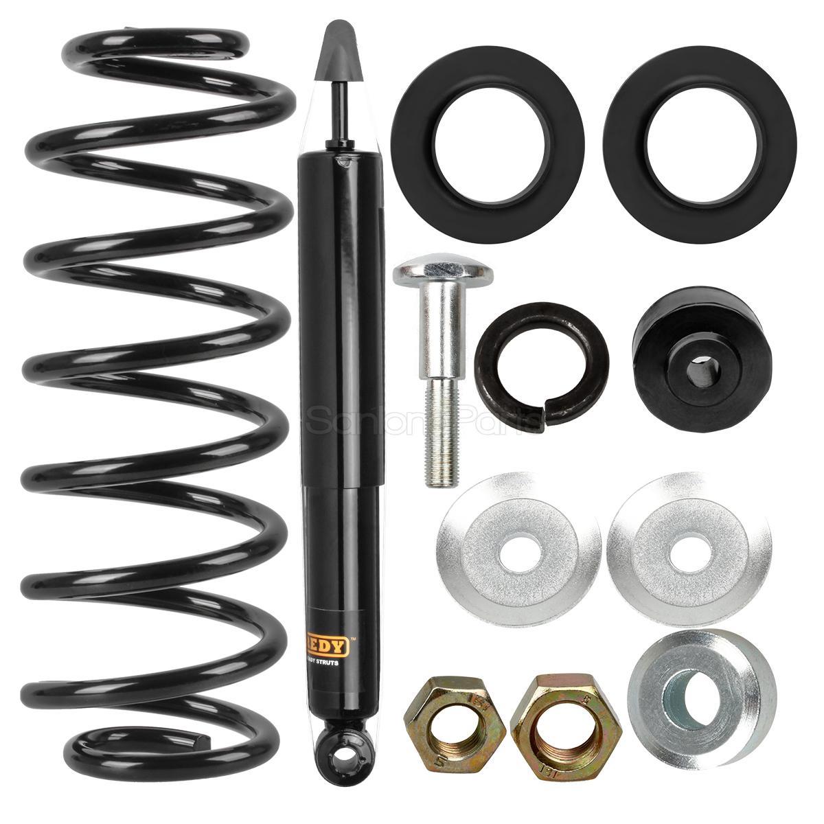 Service Manual Coil Spring Conversion Instructions Grand Marquis Town Coil Spring Conversion