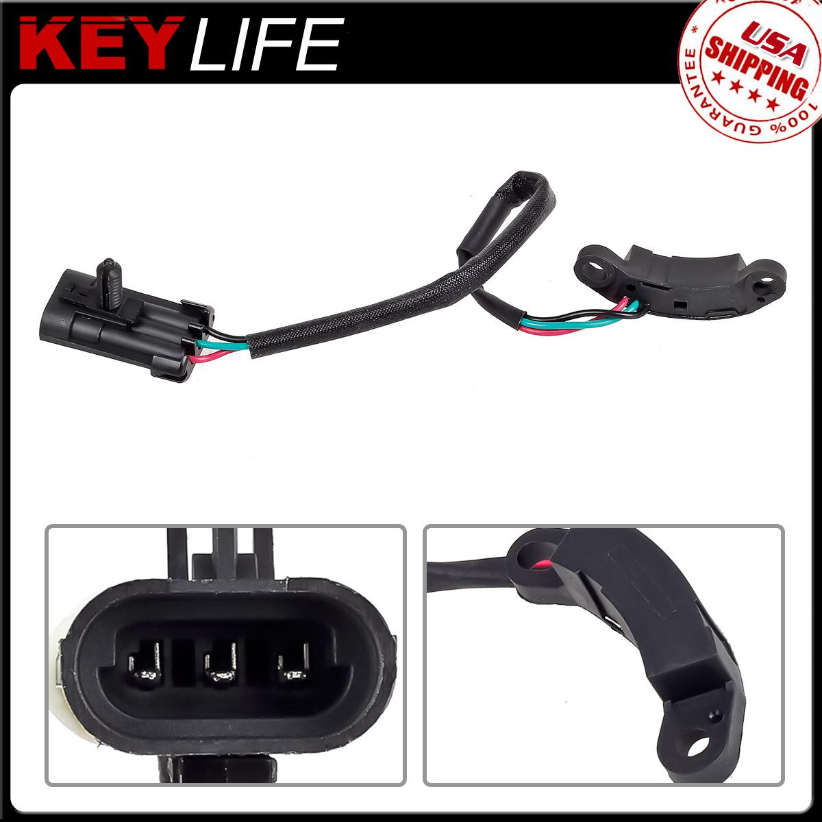 Crank Position Sensor Chevy 5 3: Crankshaft Position Sensor 10231684 For 1997-2003
