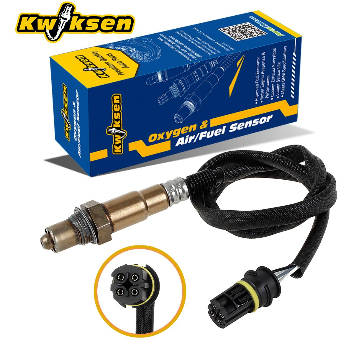Downstream O2 Oxygen Sensor 16268 For 2008-2010 BMW 528i
