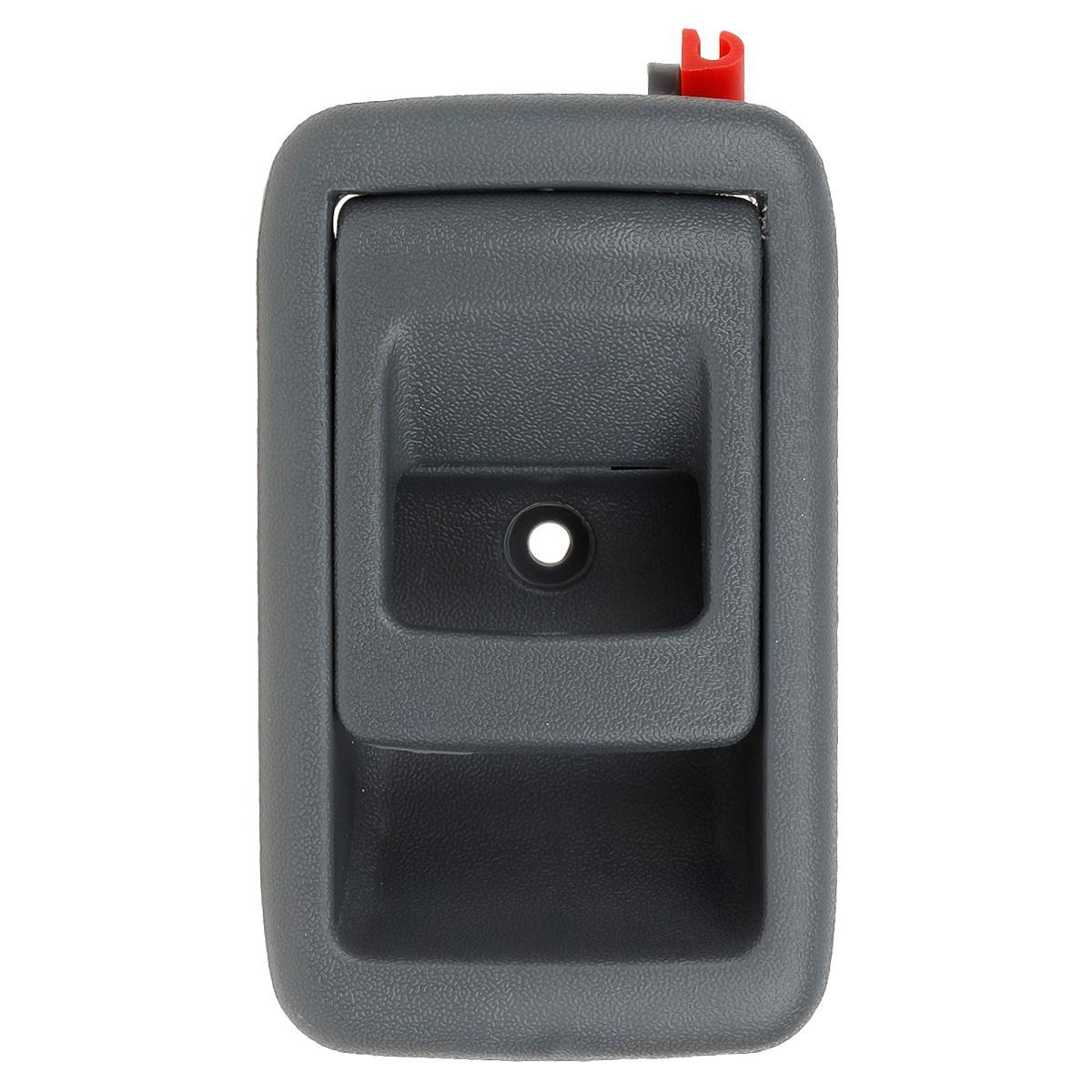 Gray Interior Inner Internal Front Rear Left Door Handle For 01 04 Toyota Tacoma Ebay