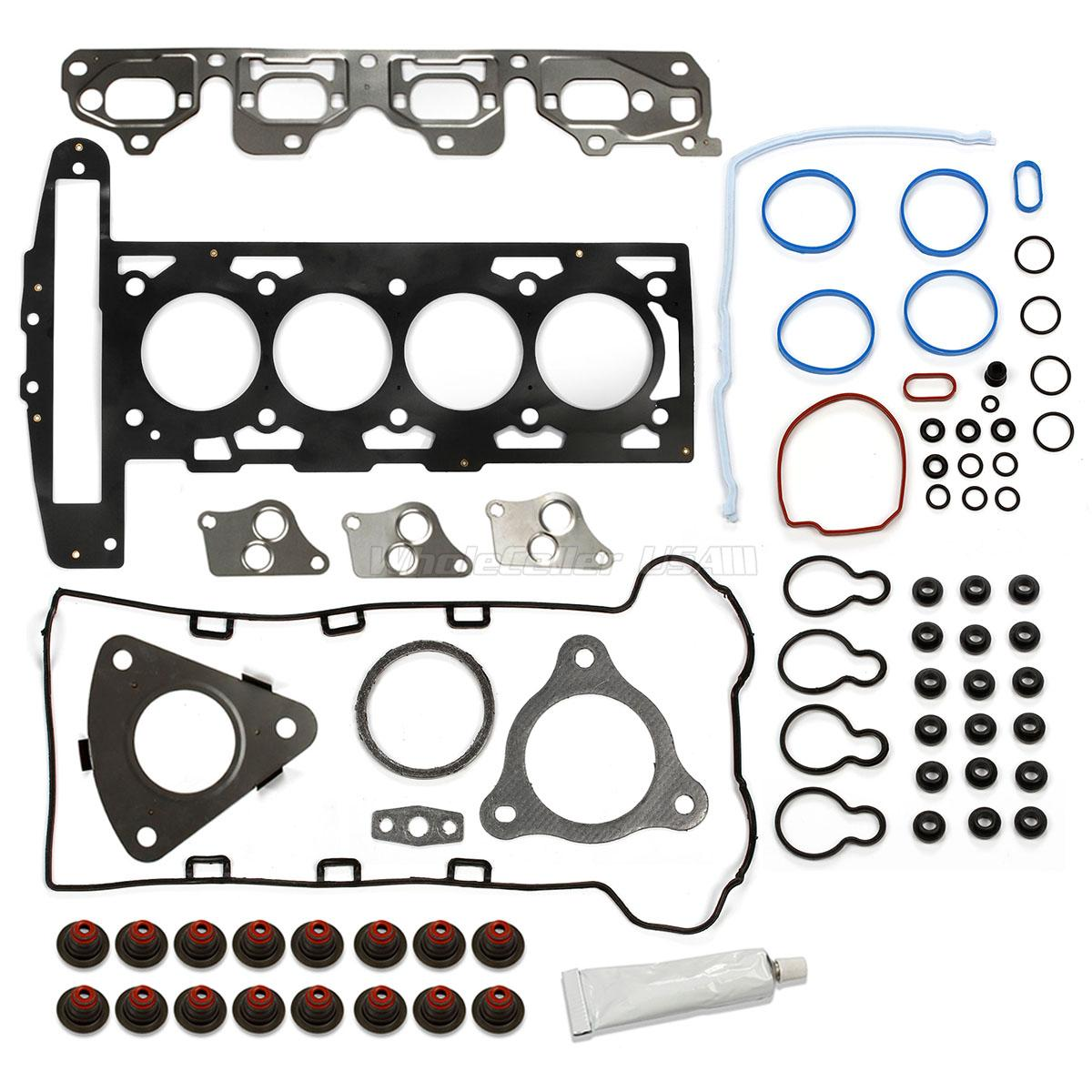 For 02 06 Gmc Chevrolet Saturn 2 2l Cylinder Head Gasket Kit
