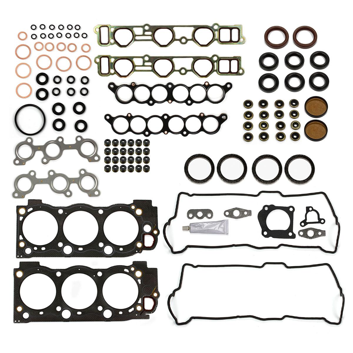 Toyota Tundra 2000 2004 Engine Cylinder Head Gasket: For 95-04 Toyota 4Runner Tacoma Tundra T100 3.4 Cylinder