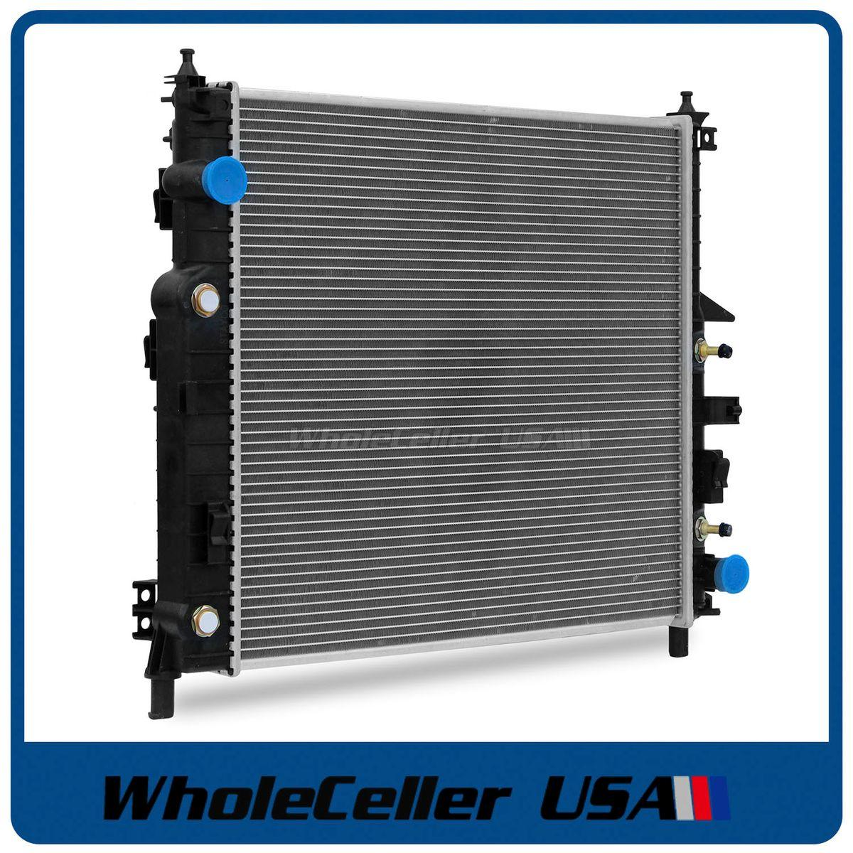 Radiator 2190 32mm core for 2002 2003 2004 2005 mercedes for Mercedes benz coolant