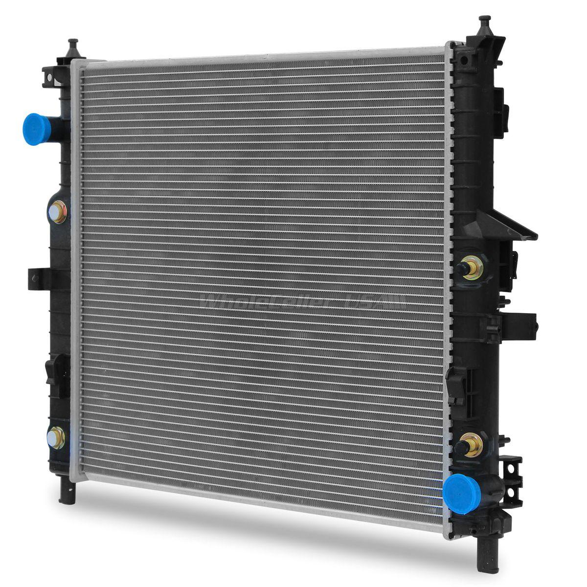 Radiator 2190 32mm core for 2002 2003 2004 2005 mercedes for Mercedes benz radiator