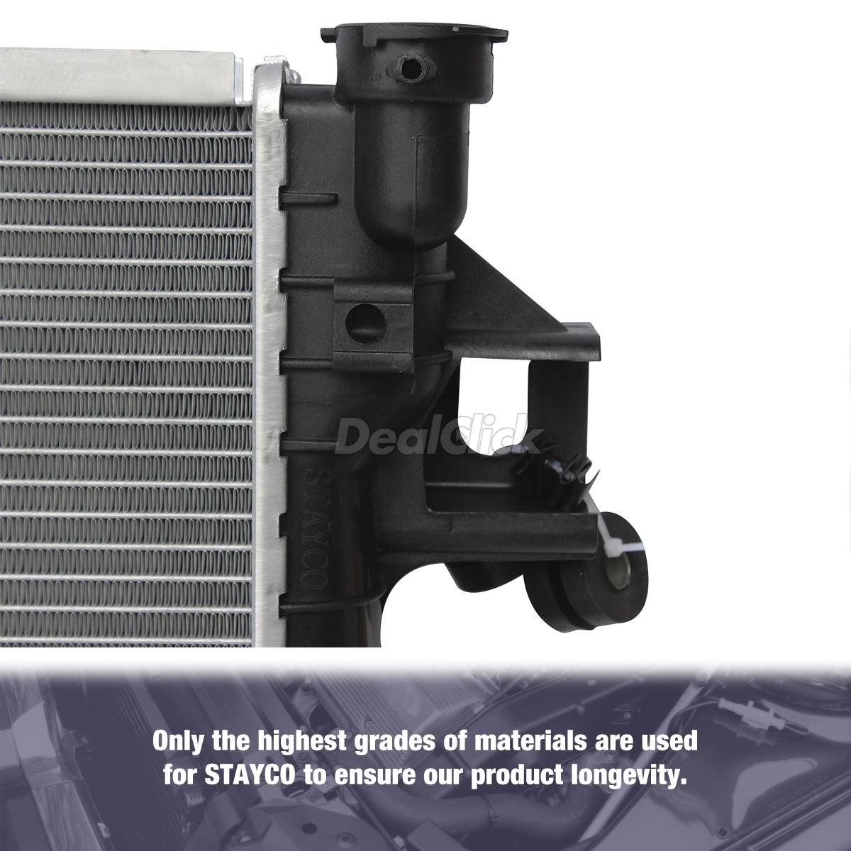 STAYCO Radiator 2813 For Dodge Ram 1500 2500 3500 5.7L