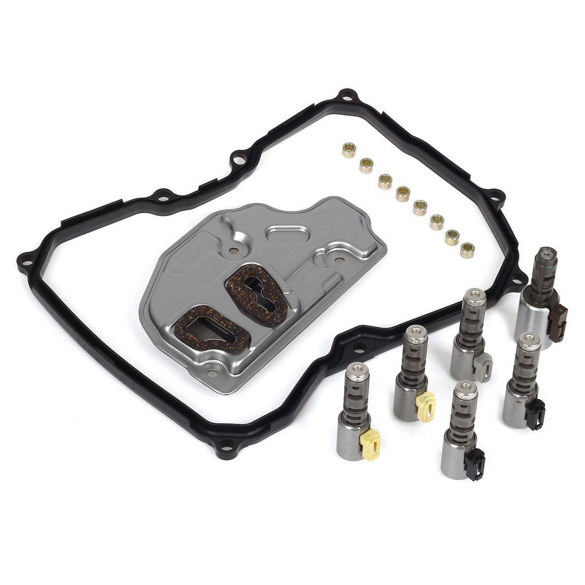 ford cvt transmission repair manual