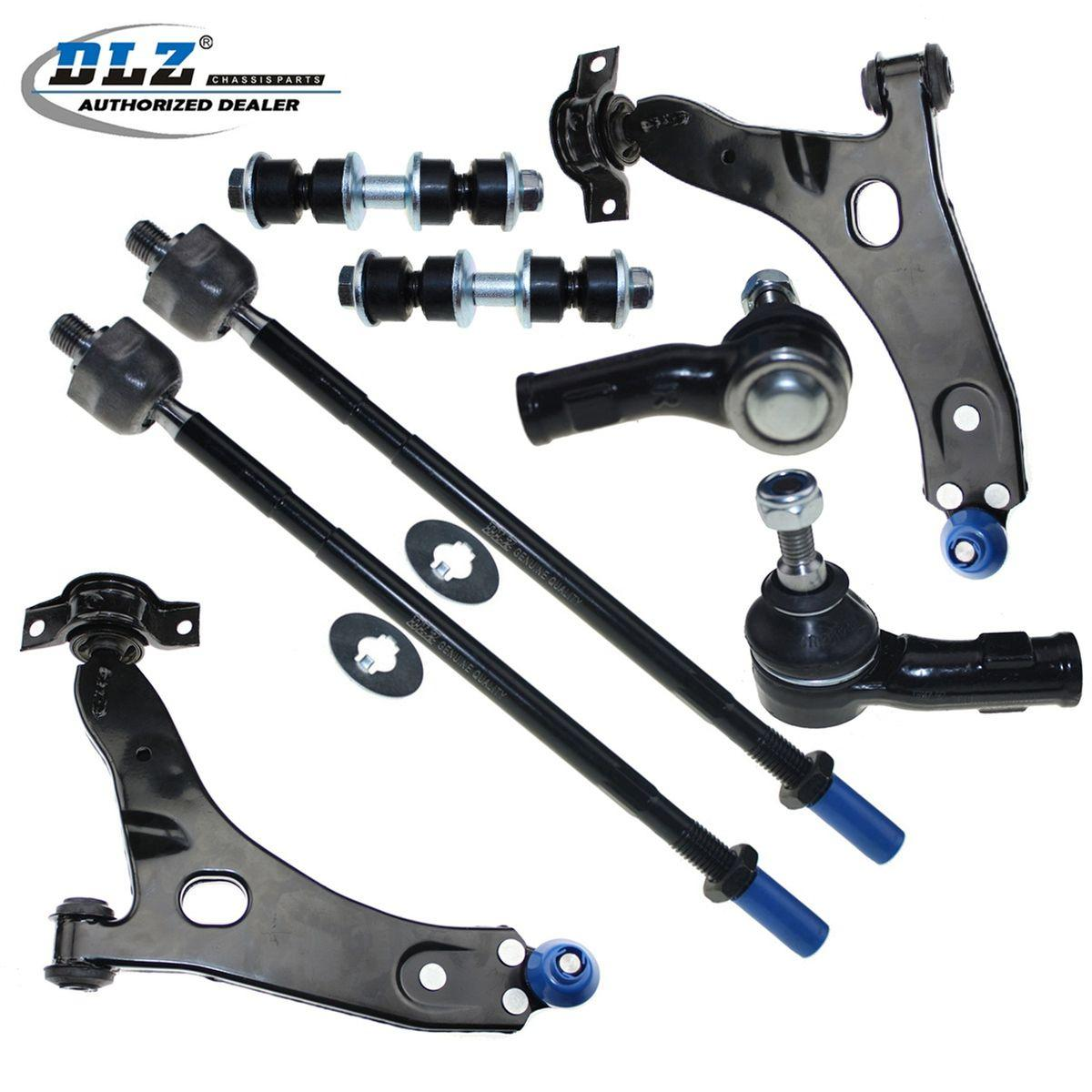 Suspension kit lower control arm rear sway bar tie rods for Suspension rond